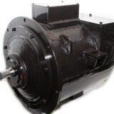Электродвигатель ДТРН-45\27АС 45квт заводского производства для рудничного контактного электровоза К-14 и его модификаций
